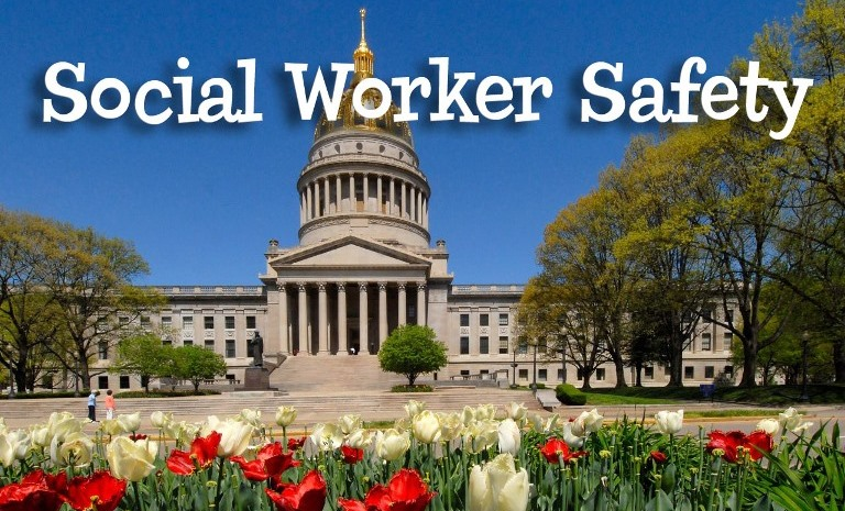 Social work safety - capitol building