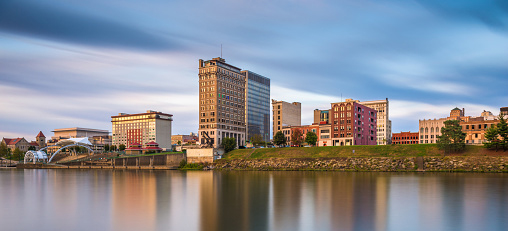 Charleston, West Virginia, skyline